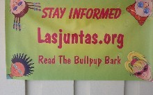 Website for Las Juntas School