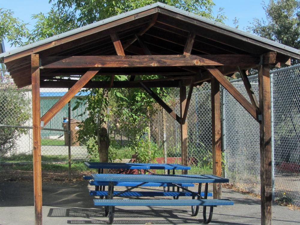 Kindergarten Cover Patio